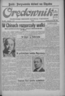 Orędownik: ilustrowany dziennik narodowy i katolicki 1937.07.22 R.67 Nr166