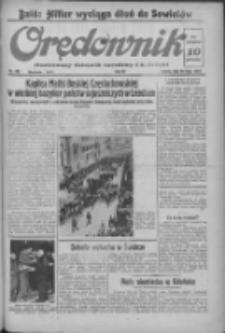 Orędownik: ilustrowany dziennik narodowy i katolicki 1937.07.24 R.67 Nr168