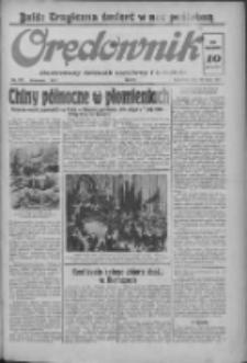 Orędownik: ilustrowany dziennik narodowy i katolicki 1937.07.29 R.67 Nr172
