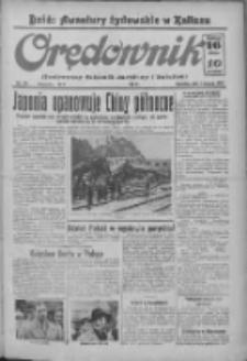 Orędownik: ilustrowany dziennik narodowy i katolicki 1937.08.01 R.67 Nr175