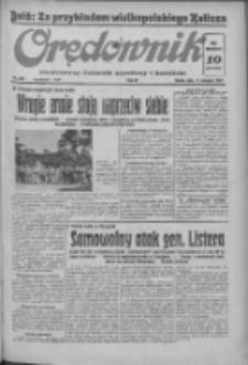 Orędownik: ilustrowany dziennik narodowy i katolicki 1937.08.11 R.67 Nr183