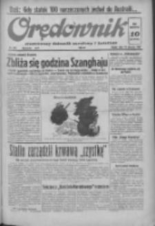 Orędownik: ilustrowany dziennik narodowy i katolicki 1937.08.13 R.67 Nr185
