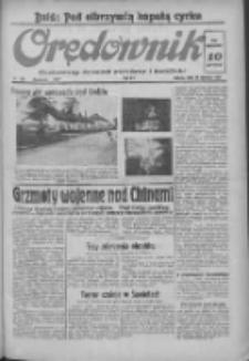 Orędownik: ilustrowany dziennik narodowy i katolicki 1937.08.14 R.67 Nr186