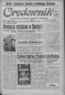 Orędownik: ilustrowany dziennik narodowy i katolicki 1937.08.21 R.67 Nr192