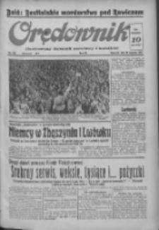 Orędownik: ilustrowany dziennik narodowy i katolicki 1937.08.26 R.67 Nr196