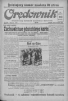 Orędownik: ilustrowany dziennik narodowy i katolicki 1937.08.29 R.67 Nr199