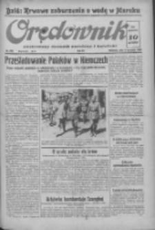 Orędownik: ilustrowany dziennik narodowy i katolicki 1937.09.05 R.67 Nr205