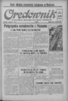 Orędownik: ilustrowany dziennik narodowy i katolicki 1937.09.07 R.67 Nr206