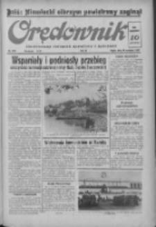 Orędownik: ilustrowany dziennik narodowy i katolicki 1937.09.10 R.67 Nr209
