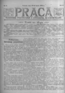 Praca: tygodnik polityczny i literacki, illustrowany. 1906.04.22 R.10 nr16