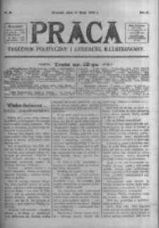 Praca: tygodnik polityczny i literacki, illustrowany. 1906.05.13 R.10 nr19