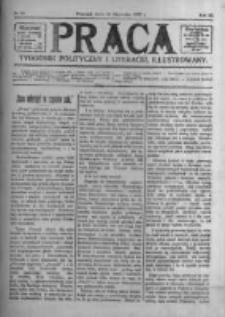 Praca: tygodnik polityczny i literacki, illustrowany. 1907.08.18 R.11 nr33