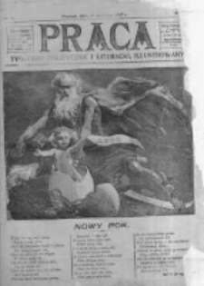 Praca: tygodnik polityczny i literacki, illustrowany. 1907.12.29 R.11 nr52