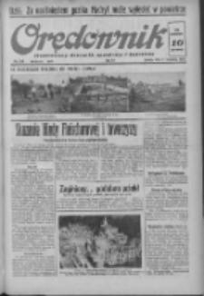 Orędownik: ilustrowany dziennik narodowy i katolicki 1937.09.11 R.67 Nr210