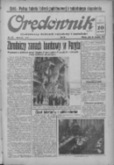 Orędownik: ilustrowany dziennik narodowy i katolicki 1937.09.14 R.67 Nr212