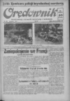 Orędownik: ilustrowany dziennik narodowy i katolicki 1937.09.18 R.67 Nr216