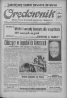 Orędownik: ilustrowany dziennik narodowy i katolicki 1937.09.19 R.67 Nr217
