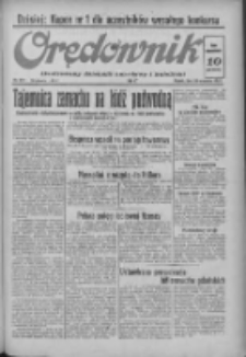 Orędownik: ilustrowany dziennik narodowy i katolicki 1937.09.24 R.67 Nr221