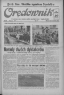 Orędownik: ilustrowany dziennik narodowy i katolicki 1937.09.28 R.67 Nr224