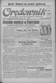 Orędownik: ilustrowany dziennik narodowy i katolicki 1937.10.05 R.67 Nr230