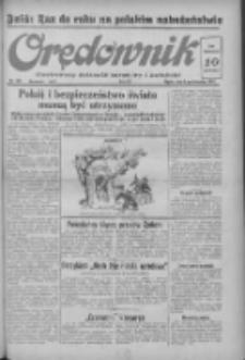 Orędownik: ilustrowany dziennik narodowy i katolicki 1937.10.08 R.67 Nr233