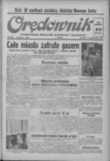 Orędownik: ilustrowany dziennik narodowy i katolicki 1937.10.14 R.67 Nr238