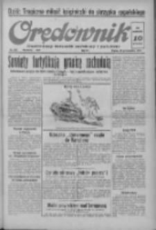 Orędownik: ilustrowany dziennik narodowy i katolicki 1937.10.15 R.67 Nr239