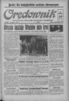 Orędownik: ilustrowany dziennik narodowy i katolicki 1937.10.16 R.67 Nr240