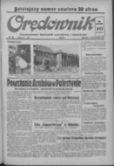 Orędownik: ilustrowany dziennik narodowy i katolicki 1937.10.17 R.67 Nr241