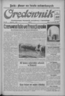 Orędownik: ilustrowany dziennik narodowy i katolicki 1937.10.20 R.67 Nr243