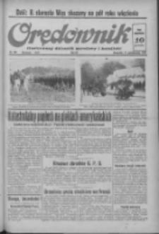 Orędownik: ilustrowany dziennik narodowy i katolicki 1937.10.21 R.67 Nr244