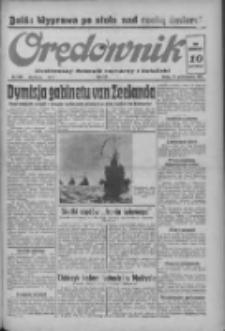 Orędownik: ilustrowany dziennik narodowy i katolicki 1937.10.27 R.67 Nr249