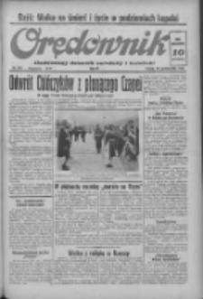 Orędownik: ilustrowany dziennik narodowy i katolicki 1937.10.29 R.67 Nr251