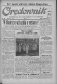 Orędownik: ilustrowany dziennik narodowy i katolicki 1937.10.30 R.67 Nr252