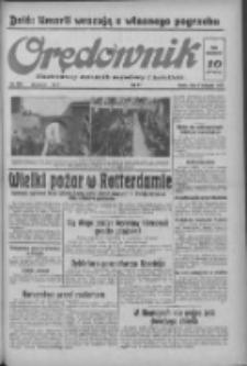 Orędownik: ilustrowany dziennik narodowy i katolicki 1937.11.03 R.67 Nr254