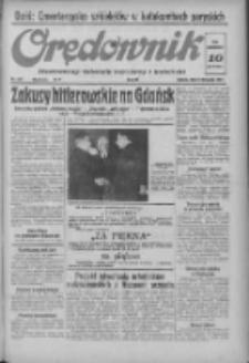 Orędownik: ilustrowany dziennik narodowy i katolicki 1937.11.06 R.67 Nr257
