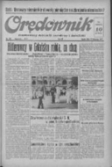 Orędownik: ilustrowany dziennik narodowy i katolicki 1937.11.10 R.67 Nr260