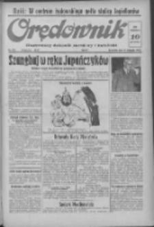 Orędownik: ilustrowany dziennik narodowy i katolicki 1937.11.11 R.67 Nr261