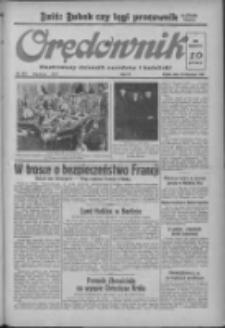Orędownik: ilustrowany dziennik narodowy i katolicki 1937.11.19 R.67 Nr267