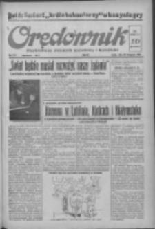 Orędownik: ilustrowany dziennik narodowy i katolicki 1937.11.24 R.67 Nr271