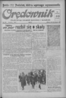 Orędownik: ilustrowany dziennik narodowy i katolicki 1937.11.30 R.67 Nr276