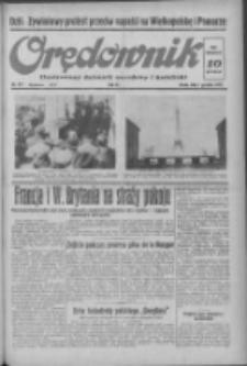 Orędownik: ilustrowany dziennik narodowy i katolicki 1937.12.01 R.67 Nr277