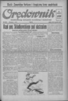 Orędownik: ilustrowany dziennik narodowy i katolicki 1937.12.04 R.67 Nr280