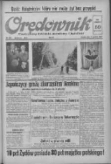 Orędownik: ilustrowany dziennik narodowy i katolicki 1937.12.11 R.67 Nr285