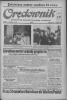 Orędownik: ilustrowany dziennik narodowy i katolicki 1937.12.12 R.67 Nr286