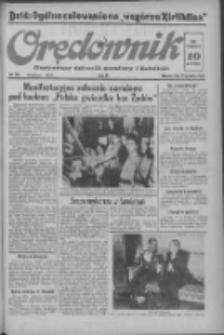 Orędownik: ilustrowany dziennik narodowy i katolicki 1937.12.14 R.67 Nr287