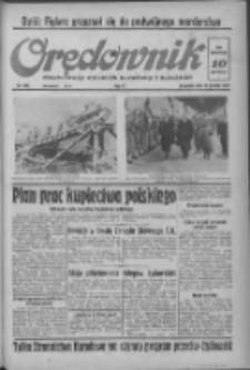 Orędownik: ilustrowany dziennik narodowy i katolicki 1937.12.16 R.67 Nr289