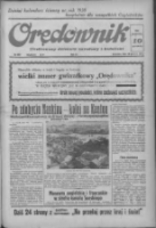 Orędownik: ilustrowany dziennik narodowy i katolicki 1937.12.19 R.67 Nr292