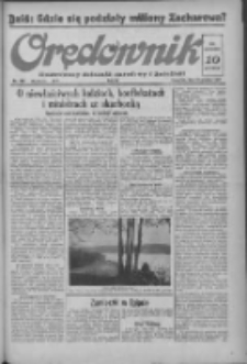 Orędownik: ilustrowany dziennik narodowy i katolicki 1937.12.23 R.67 Nr295