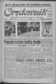 Orędownik: ilustrowany dziennik narodowy i katolicki 1938.01.08 R.68 Nr6
